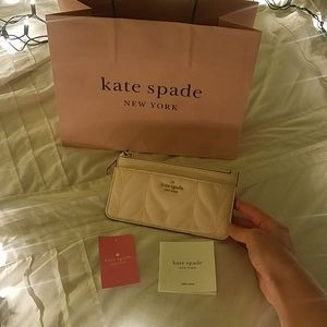 NWT Brand New Small Kate Spade Wallet!